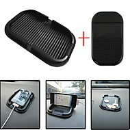 Ziqiao auto nadzorna ploča ljepljiva pad mat anti non slip gadget mobilni telefon gps držač interijeri pribor (giftcar mali ne-slip mat)