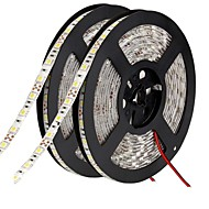 LED Light Strips 5050 10 m 600 leds 9000 lm  Warm White /White/ Red /Yellow/ Blue Green DC 12V