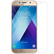 Samsung Galaxy A7 (2017) nillkin hd anti sormenjälki elokuva paketti soveltuu