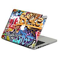 1 kpl Naarmunkestävä Piirretty Läpinäkyvä muovi Tarrakalvo Kuviointi VartenMacBook Pro 15'' with Retina MacBook Pro 15 '' MacBook Pro