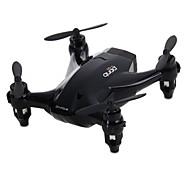 Drone RC 4 Kanaler 6 Akse 2.4G - Fjernstyrt quadkopter Hodeløs Modus Flyvning Med 360 Graders Flipp SveveFjernkontroll 1 Batteri Til