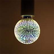 4W E27 Lampadine globo LED G95 28 Illuminazione LED integrata 350 lm Bianco caldo Decorativo AC 85-265 V 1 pezzo