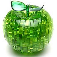 παζλ Παζλ 3D Δομικά στοιχεία DIY παιχνίδια Apple Πλαστικό Μοντελισμός & Κατασκευές