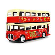 Legetøj Bus Metallegering