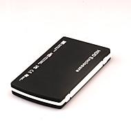 2.5 인치 USB 2.0 모바일 하드 디스크 상자
