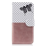 sillä Xiaomi redmi huomautus 3 3s suojus kortin haltija lompakon jalustalla läppä malli kokovartalo tapauksessa perhonen kova PU nahka