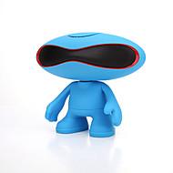 Draadloos Draadloze bluetooth speakers Draagbaar LED-licht ondersteuning FM Mini