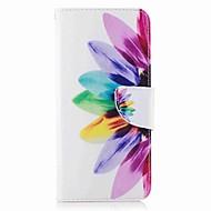 Za samsung galaxy s8 plus s8 wallet za držač kartice sa stalakom flip pattern kućište punog kućišta cvijet teško pu koža