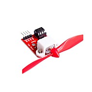 l9110 ventilátor motor vezérlő modul propeller Arduino tűzoltó robot tervezése