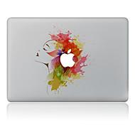 1 Pça. Resistente a Riscos Pintura De Plástico Transparente Adesivo Estampa ParaMacBook Pro 15'' with Retina MacBook Pro 15 '' MacBook