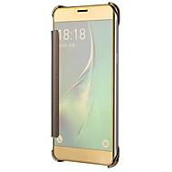 Voor samsung galaxy j7 j5 (2017) case cover plating spiegel drop clamshell telefoon hoesje j3 (2017) j1 j5 j7 on5 0n7 (2016) j2 j5 j7