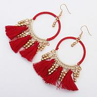 Dames Druppel oorbellen Ring oorbellen SieradenBasisontwerp Uniek ontwerp Logostijl Vriendschap Multi-ways Wear Dubbelzijdig leuke Style