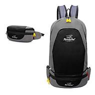 20-30 L キャンピング&ハイキング サイクリング ハイキング カジュアル キャンピング 調整可能/引き込み式 耐摩耗性 耐傷性 防水 携帯用 防風 高通気性 屋外 コンパクト 耐久 丰途