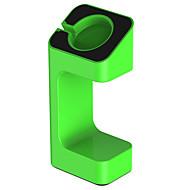 jetech suunnittelu kello seistä Apple Watch sarjan 2 abs 38mm / 42mm kaapeli ei sisälly