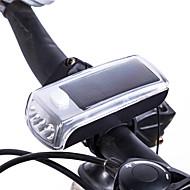 Cykellys LED Cykling Genopladelig USB Lumen Soldrevet Naturlig Hvid Udendørs