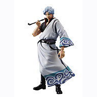 Anime Action Figures geinspireerd door Gintama Gintoki Sakata PVC 18 CM Modelspeelgoed Speelgoedpop