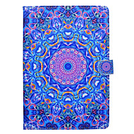 Case for Apple iPad pro 10.5 9.7'' Card Holder with Stand Pattern Full Body Mandala Hard PU Leather iPad (2017) 2 3 4 Air 2 Air mini 1 2 3 4