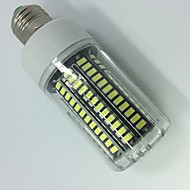 15W Żarówki LED kukurydza T 138 SMD 5733 1300 lm Ciepła biel Biały Przysłonięcia Dekoracyjna AC 220-240 V 1 sztuka