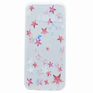 Case for Samsung Galaxy S8 Plus S8 Cover Translucent Pattern Back Cover Case Star Soft TPU for Samsung Galaxy S7 edge S7 S6 edge S6 S5 Mini S5