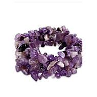 Damen Bettelarmbänder Kristall Vintage Modeschmuck Krystall Kreisform Schmuck Für Alltagskleidung
