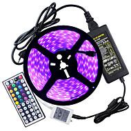 72W ライトセット 6950-7150 lm AC100-240 V 5 m 300 LEDの RGB