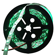 36W LED-es szalagfények 3500-3600 lm DC12 V 5 m 300 led Piros Kék Zöld