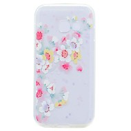 Case for Samsung Galaxy A3(2017) A5(2017) Cover Translucent Pattern Back Cover Case Flower Soft TPU for Samsung Galaxy A7(2017) A5(2016) A3(2016)