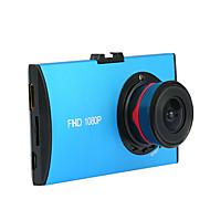 Sunplus 1080p Autó DVR 3inch Képernyő Dash Cam