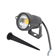 LED-valonheittimet Pyörivä 1 COB 300-400 lm Lämmin valkoinen Kylmä valkoinen Punainen Sininen Vihreä AC 85-265 DC 12 AC 12 V 1 kpl