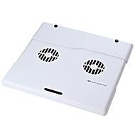 Stativ Ajustabil Suport cu adaptor Stativ pentru laptop altele laptop Macbook Laptop Stativ și Adaptor Stați cu ventilator de răcire Metal
