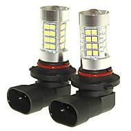 Sencart 2pcs 9005 p20d mistlicht licht koplamp lampen lampjes (wit / rood / blauw / warm wit) (dc / ac9-32v)