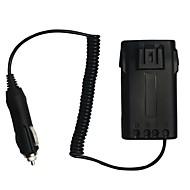 Uuden auton laturin akun eliminator adapter for wouxun radio kg-uvd1p kg-uv6d