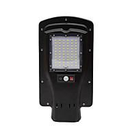 30w rural din mediul rural solare a condus de la distanță stradă lampă lampă lampă corp senzor de stradă