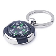 Ziqiao kompas sleutelring nieuwigheid sleutelring ketting sleutelhanger zink legering cadeau