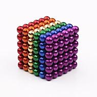 Magneettilelut Pieces MM Lievittää stressiä DIY-setti Magneettilelut Taikapallo Opetuslelut Super Strong harvinaisten maametallien