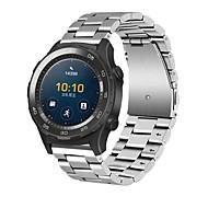 Voor huawei horloge 2 20mm product roestvrij staal slimme horlogebanden metalen klassieke gesp horlogeband
