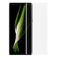 PET Screen Protector na Samsung Galaxy Note 8 Folia ochronna całej zabudowy Przeciwwybuchowy Bardzo cienkie 3D zaokrąglone rogi