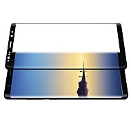 PE Screen Protector na Samsung Galaxy Note 8 Folia ochronna całej zabudowy Wysoka rozdzielczość (HD) Przeciwwybuchowy Bardzo cienkie