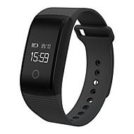 yy a09 la pulsera elegante de la mujer de los hombres / smartwatch / se divierte el monitor del sueño del podómetro la llamada del