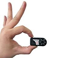 Mini Camcorder High Definition Hordozható Mozgásérzékelő Széles látószög Night vision