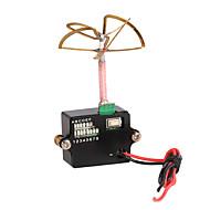 RM7172 Komponenty FPV Aparat / Wideo Część zapasowa drony Metalic