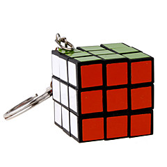 Мини брелок с кубиком рубика