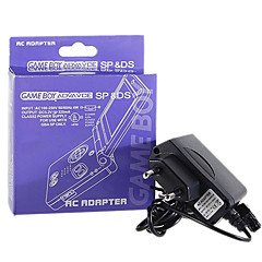 universel rejse adapter / oplader til Nintendo DS / GameBoy Advance SP