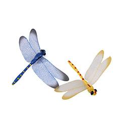 mini libelle vormige koelkast magneet (willekeurige kleur)