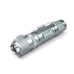 UniqueFire S10 CREE R2 LED 1 Mode 200 Lumens Flashlight-Black(1*14500 not included)(11190164)