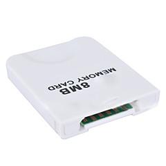 Cartão de memória de 8MB para wii