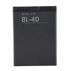 1200mAh sostituzione batterie per i telefoni cellulari BL-4D per Nokia e5/e7/n8/n97 mini