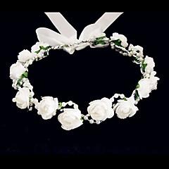 Dame Blomsterpige Skum Medaljon-Bryllup Speciel Lejlighed Afslappet Blomster