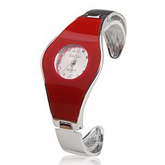 Women's Fashion Watch Wrist watch Bracelet Watch Quartz Band Bangle Silver