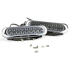 32 LED Daytime Running Lamp - YCL-642(White Light, Pair)
